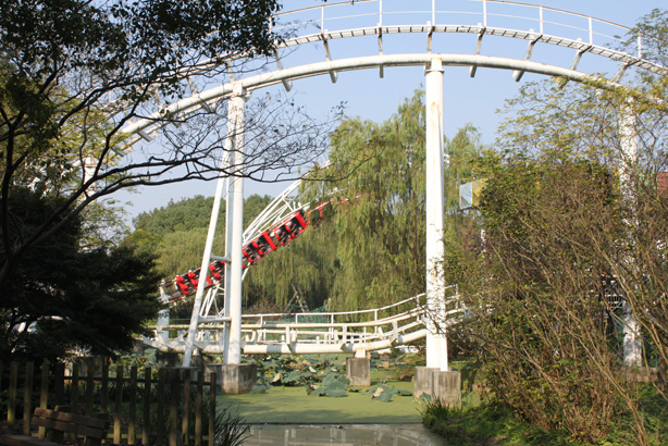 Best park in Shanghai